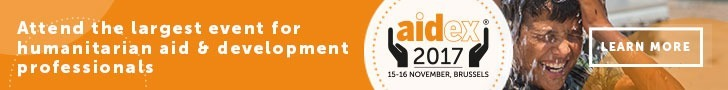 Aidex 2017 Brussels 15-16 November