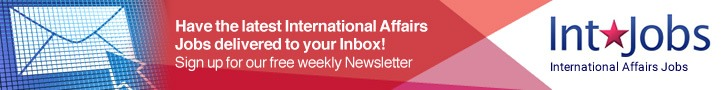 Sign up for the IntJobs Newsletter